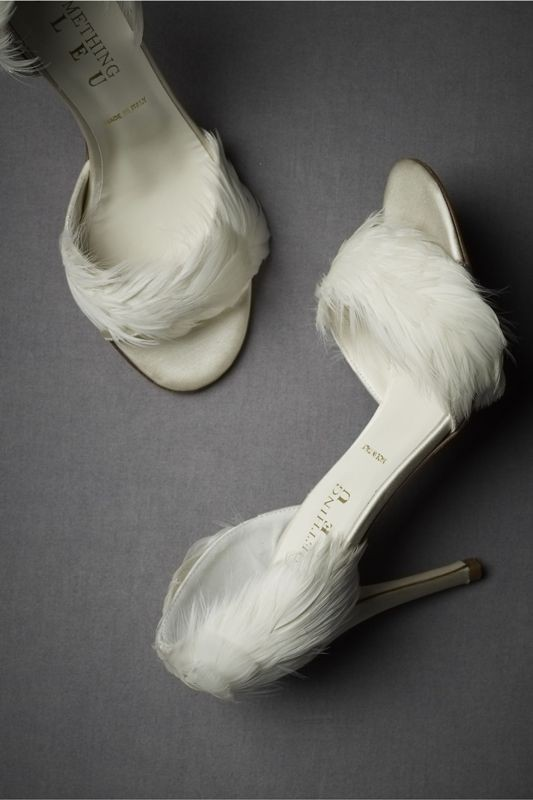 white-wedding-shoes-14 83+ Most Fabulous White Wedding Shoes in 2021