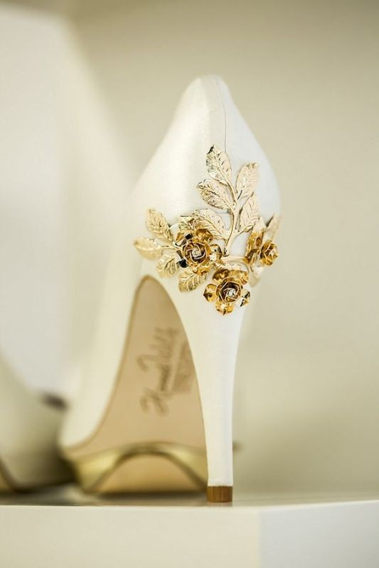 white-wedding-shoes-25 83+ Most Fabulous White Wedding Shoes in 2021