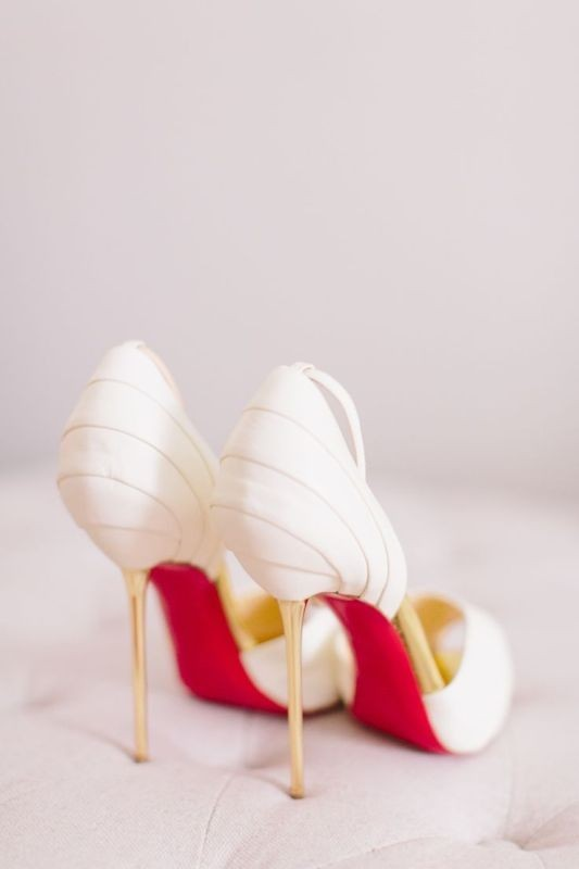 white-wedding-shoes-27 83+ Most Fabulous White Wedding Shoes in 2020