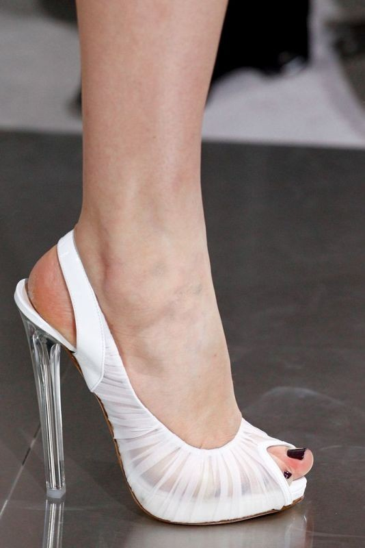 white-wedding-shoes-33 83+ Most Fabulous White Wedding Shoes in 2021
