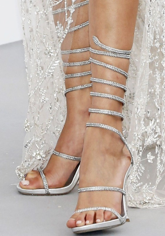 white-wedding-shoes-35 83+ Most Fabulous White Wedding Shoes in 2021