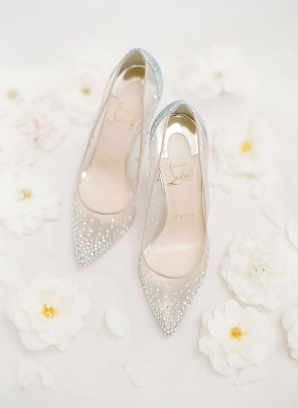 white-wedding-shoes-37 83+ Most Fabulous White Wedding Shoes in 2020