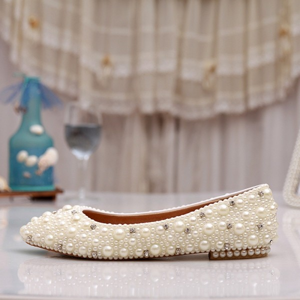 white-wedding-shoes-43 83+ Most Fabulous White Wedding Shoes in 2020