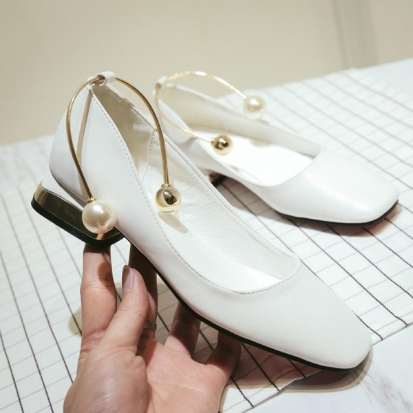 white-wedding-shoes-45 83+ Most Fabulous White Wedding Shoes in 2020