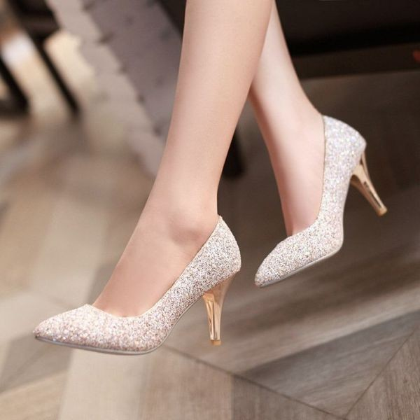 white-wedding-shoes-49 83+ Most Fabulous White Wedding Shoes in 2018