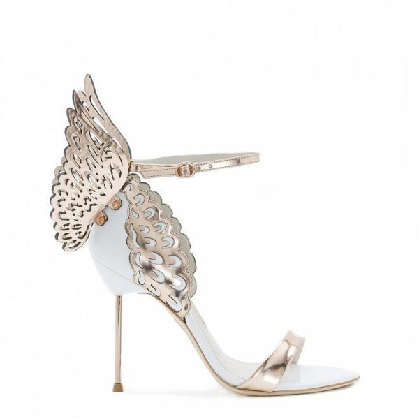 white-wedding-shoes-52 83+ Most Fabulous White Wedding Shoes in 2021