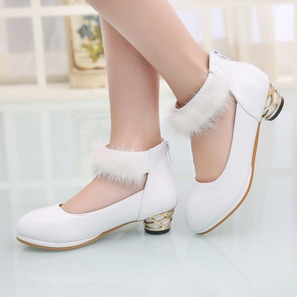 white-wedding-shoes-57 83+ Most Fabulous White Wedding Shoes in 2020
