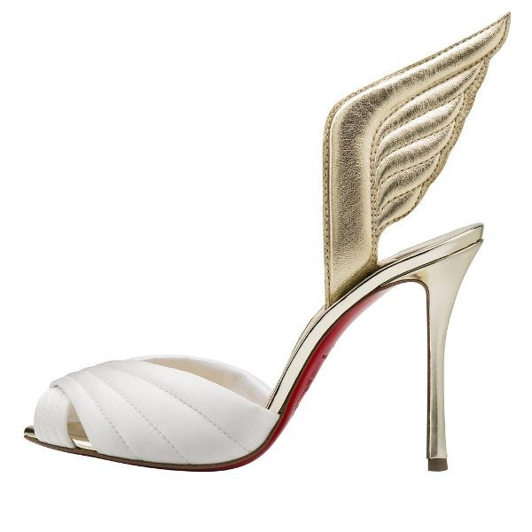 white-wedding-shoes-61 83+ Most Fabulous White Wedding Shoes in 2021