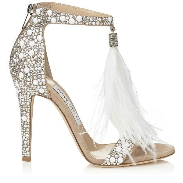 white-wedding-shoes-84 83+ Most Fabulous White Wedding Shoes in 2018