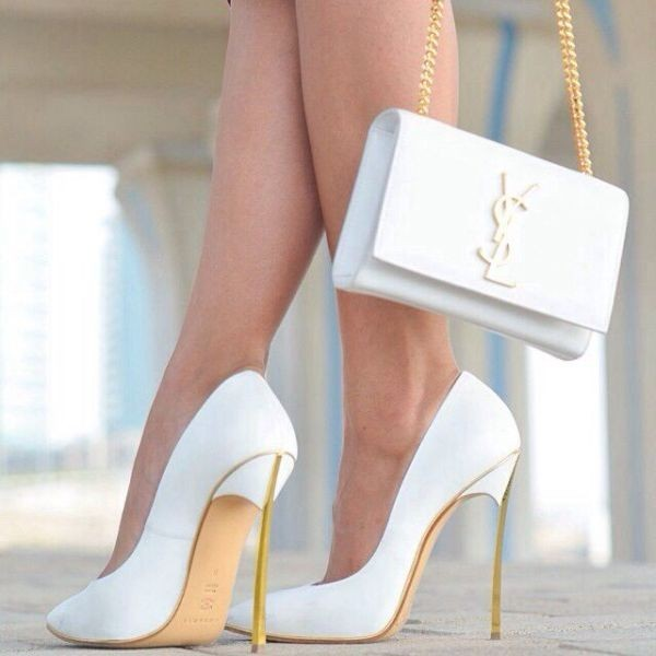 white-wedding-shoes-88 83+ Most Fabulous White Wedding Shoes in 2021