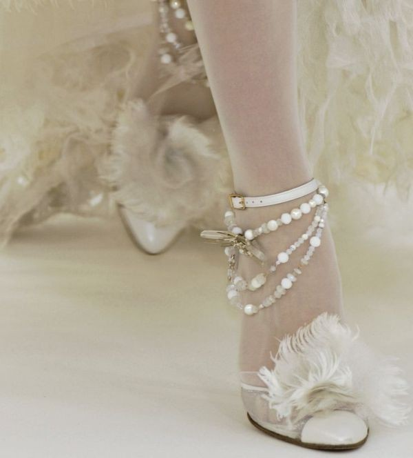 white-wedding-shoes-96 83+ Most Fabulous White Wedding Shoes in 2021