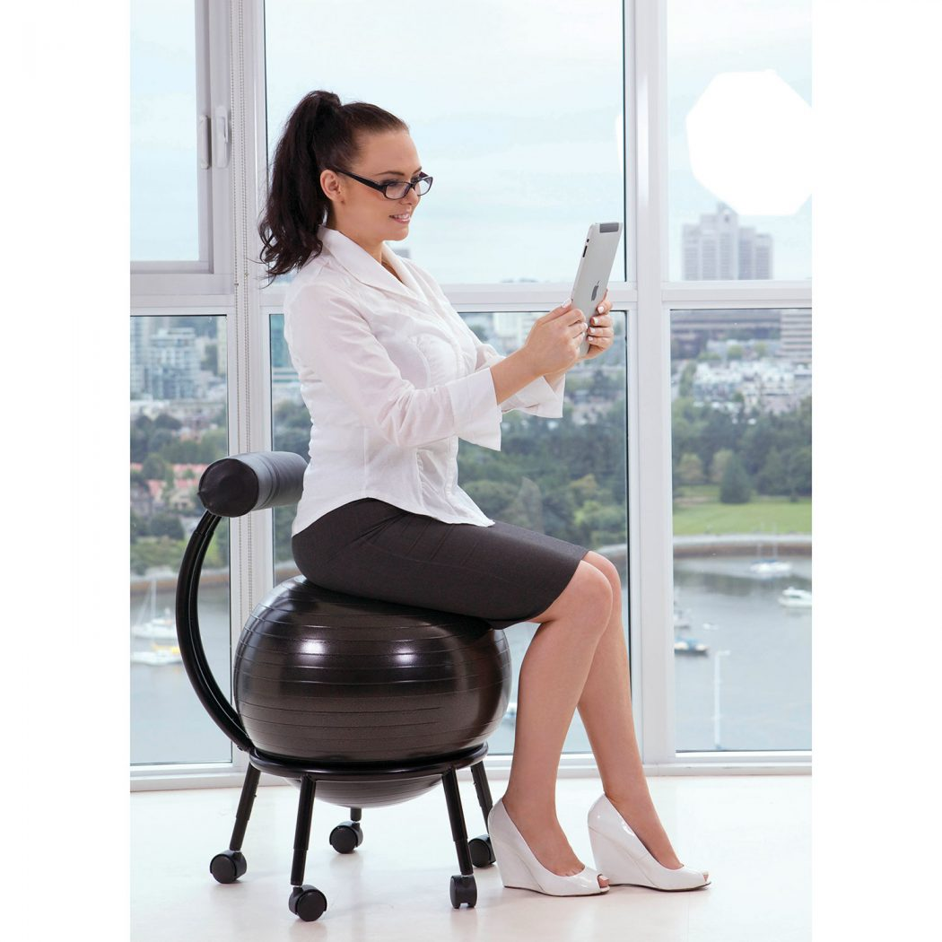 10273678 Benefits of using Yoga Ball Chair for your Home or Office