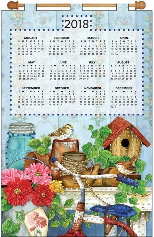 2018-printable-calendars-17 87+ Fascinating 2018 Printable Calendar Templates