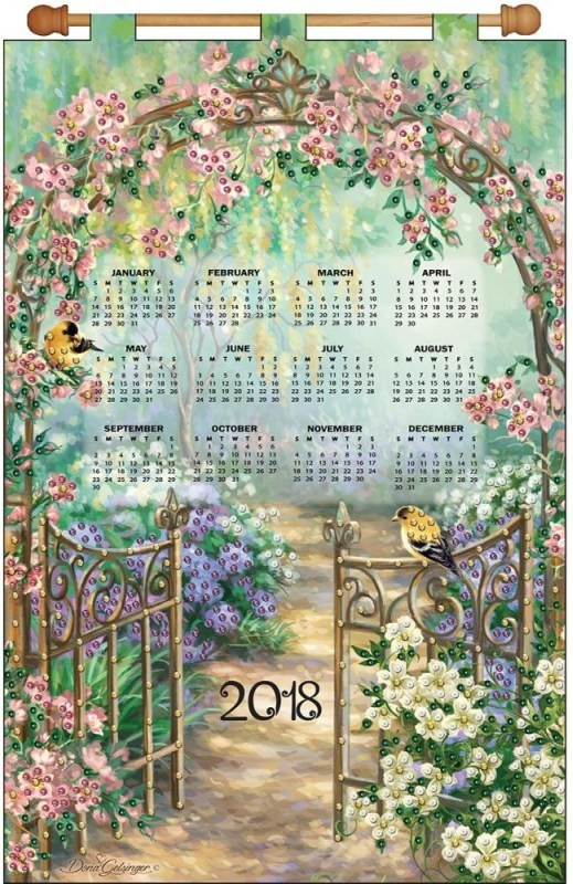 2018-printable-calendars-18 87+ Fascinating Printable Calendar Templates