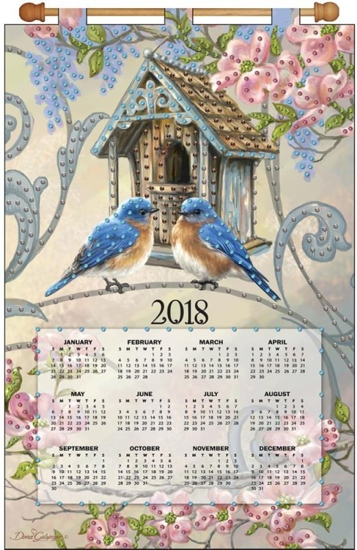 2018-printable-calendars-20 87+ Fascinating 2018 Printable Calendar Templates