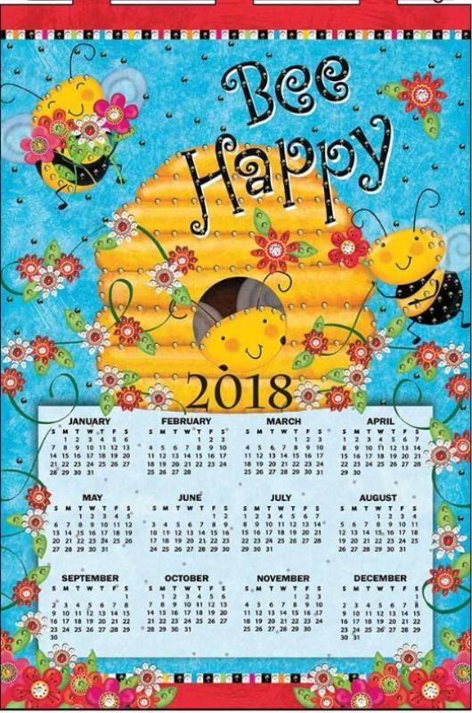 2018-printable-calendars-23 87+ Fascinating 2018 Printable Calendar Templates