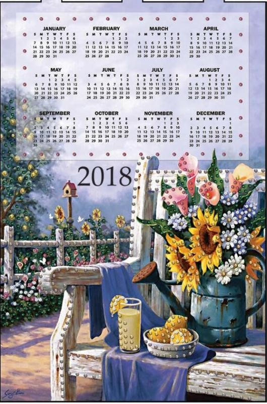 2018-printable-calendars-24 87+ Fascinating Printable Calendar Templates