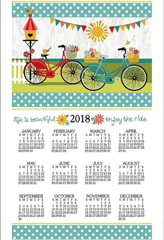 2018-printable-calendars-25 87+ Fascinating Printable Calendar Templates