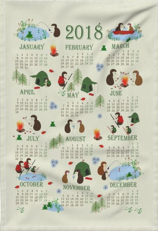 2018-printable-calendars-26 87+ Fascinating 2018 Printable Calendar Templates