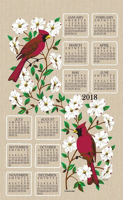 2018-printable-calendars-3 87+ Fascinating Printable Calendar Templates