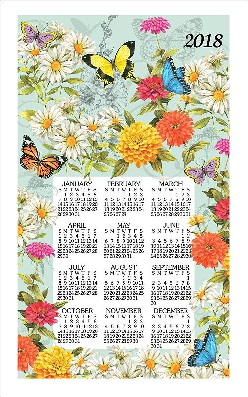 2018-printable-calendars-4 87+ Fascinating Printable Calendar Templates