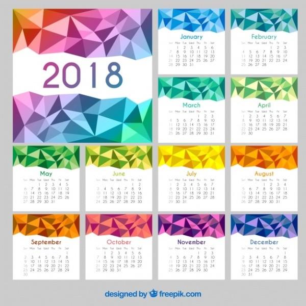 2018-printable-calendars-41 87+ Fascinating Printable Calendar Templates