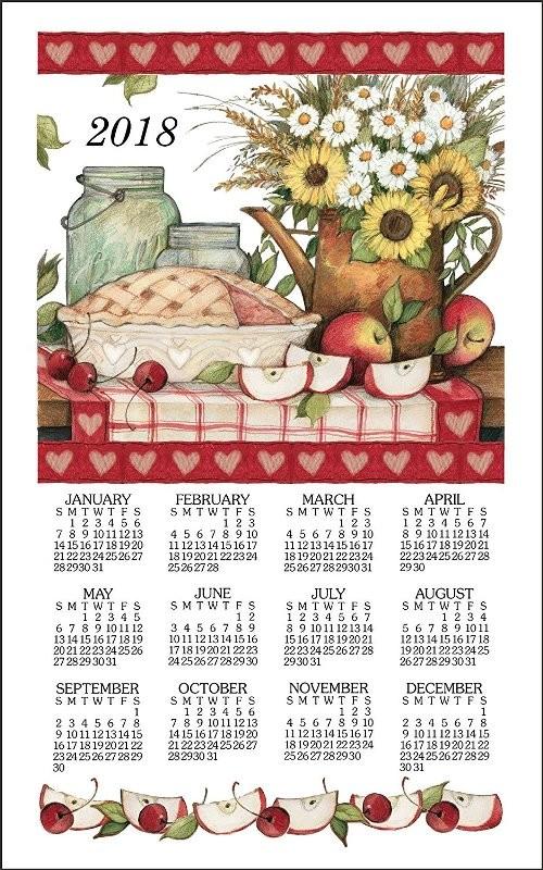 2018-printable-calendars-6 87+ Fascinating 2018 Printable Calendar Templates