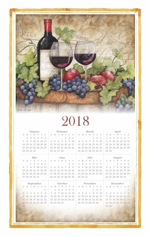 2018-printable-calendars-9 87+ Fascinating 2018 Printable Calendar Templates