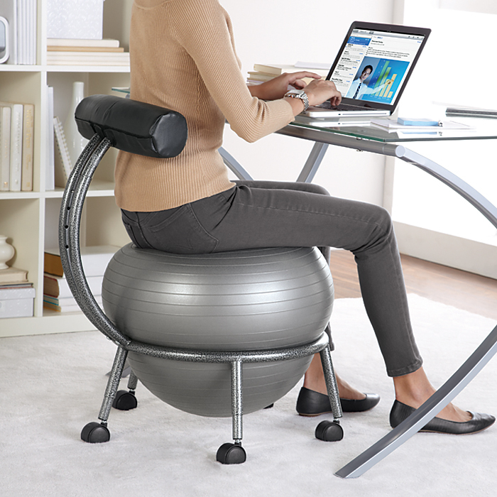 830943p Benefits of using Yoga Ball Chair for your Home or Office