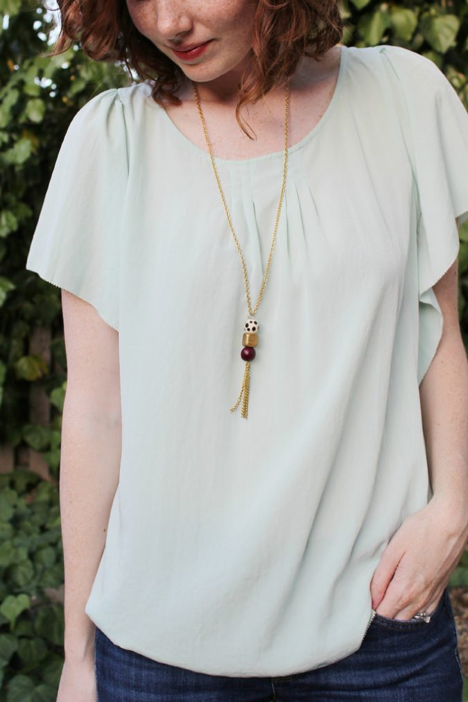 Beaded-tassel-necklace-675x1012 18 New Jewelry Trends for This Summer