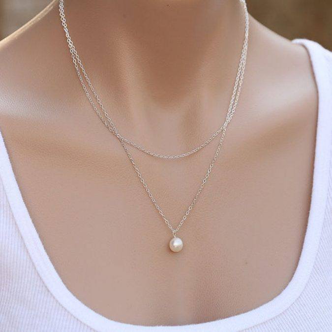 Brand-Design-20Pearl-Pendent-Chain-necklace-Jewelry-675x675 Top 20 Newest Eyelashes Beauty Trends in 2019