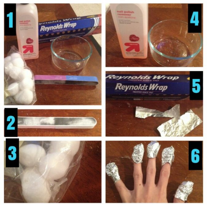 DIY-foil-675x667 Most Efficient Ways to Remove Gel Manicure at Home!