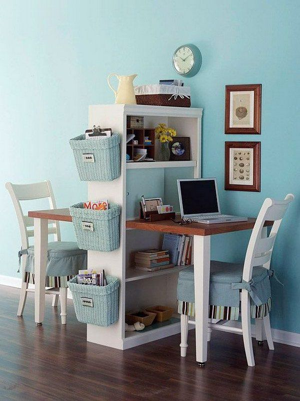 DonGÇÖt-forget-about-the-study-area Top 10 Exclusive Tips to Decorate Your Kids Room