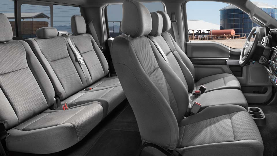 Extra-space Top 10 Reasons Ford F150 Truck Will Help Your Luxury Lifestyle in 2018