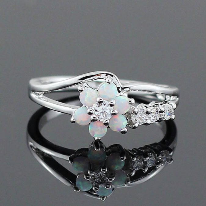 Floral-Ring-675x675 18 New Jewelry Trends for This Summer