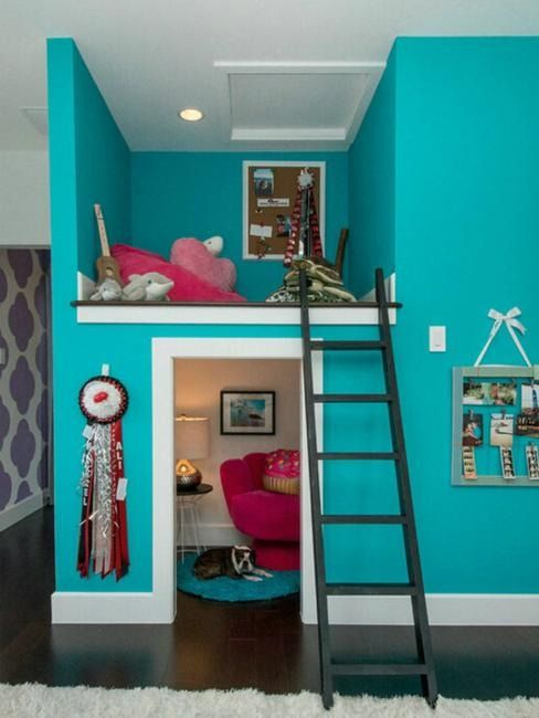 Go-bold-and-bright-with-colors Top 10 Exclusive Tips to Decorate Your Kids Room