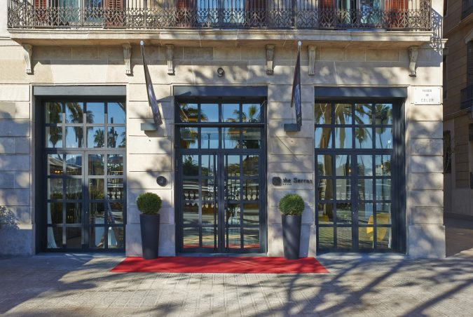 Hotel-The-Serras-entrance-Spain-675x452 The 8 Most Luxurious Hotels in the World