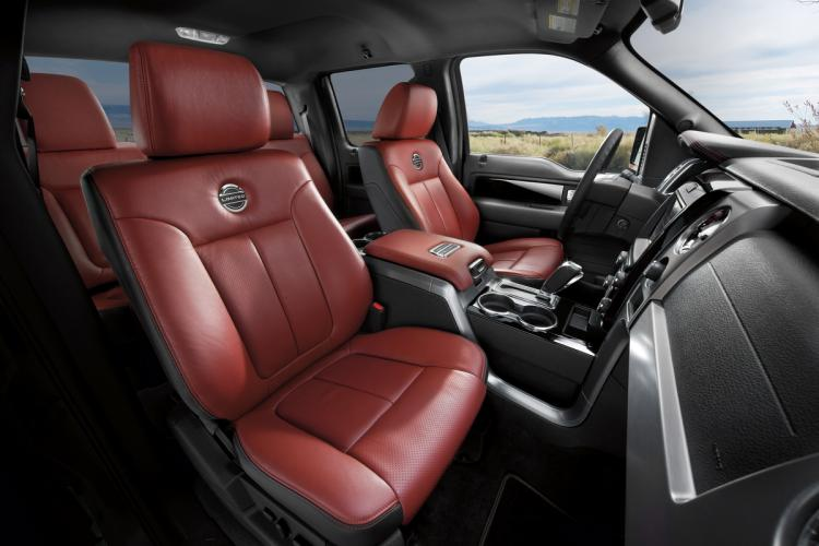 Luxury-Interior Top 10 Reasons Ford F150 Truck Will Help Your Luxury Lifestyle in 2018