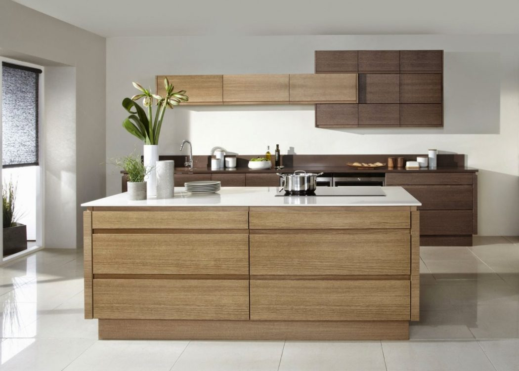 Malmo_Smoked_Oak2 13 Modern Ways to Decorate Your Kitchen!