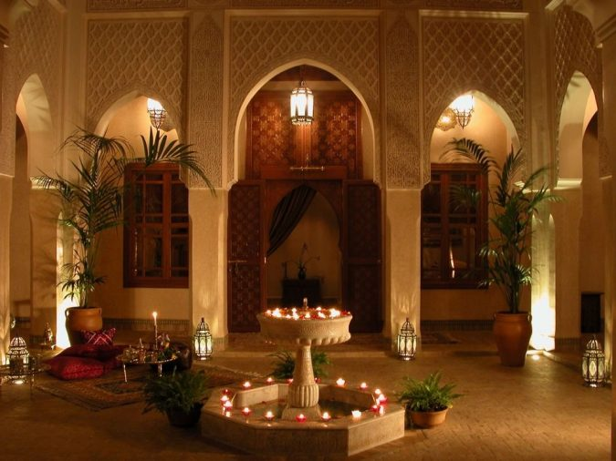 Riad-Kniza-hotel-Marakish-675x506 The 8 Most Luxurious Hotels in the World