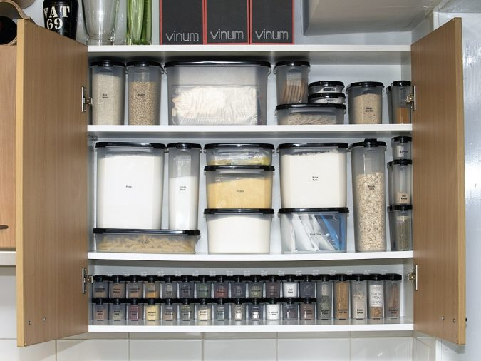 Tupperware-675x506 Protecting the Pantry - 6 Tips for Keeping Your Food Safe from Pests This Season