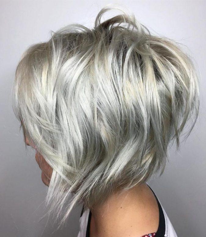 choppy-bob-haircut-675x776 Best 2020 hairstyles for straight thin hair - Give it FLAIR!
