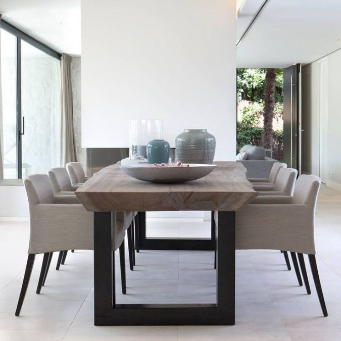 contemporary-dining-chairs-675x675 16 Creative Ideas for Hosting Party in Small Spaces