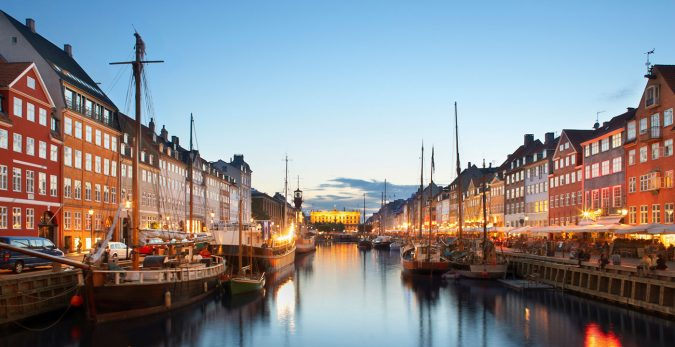 copenhagen-denmark-harbor-675x347 20 Places to Explore for an Enchanting Holiday