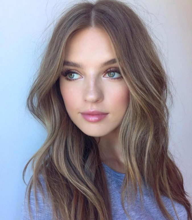 face-frame-675x775 Best 2018 hairstyles for straight thin hair - Give it FLAIR!