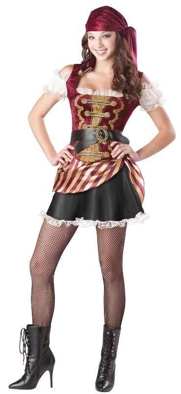 halloween-costumes-for-teens-13 86+ Funny & Scary Halloween Costumes for Teenagers 2018