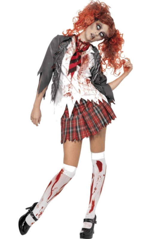 halloween-costumes-for-teens-29 86+ Funny & Scary Halloween Costumes for Teenagers 2018