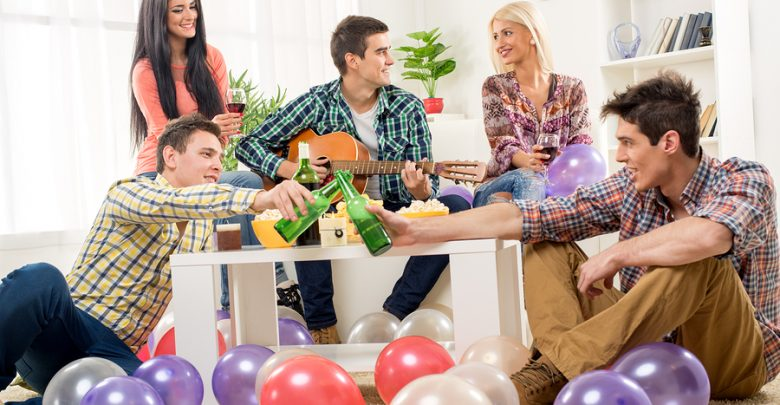 Photo of 16 Creative Ideas for Hosting Party in Small Spaces