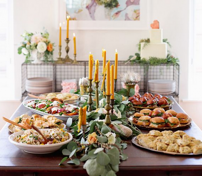 home-party-center-decoration-675x590 16 Creative Ideas for Hosting Party in Small Spaces
