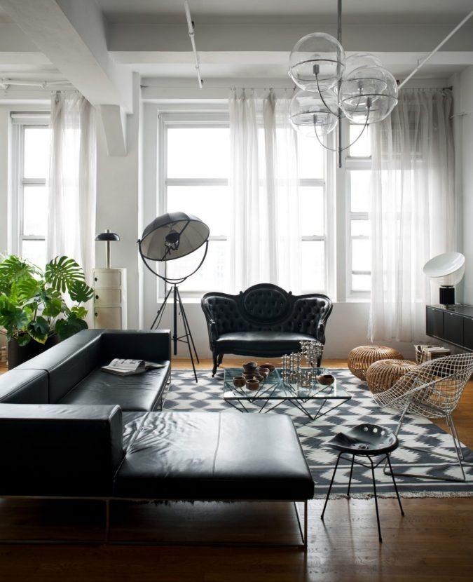 living-room-modern-interior-design-675x830 15+ Top Modern House Interior Designs for 2020